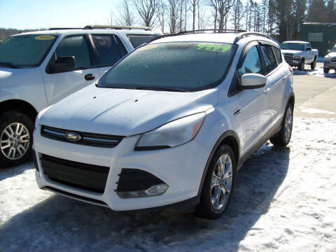 2013 Ford Escape for sale at Summit Auto Inc in Waterford PA