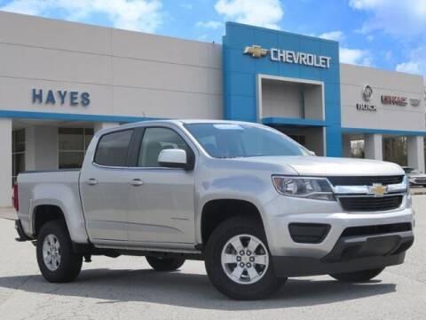 2019 Chevrolet Colorado for sale at HAYES CHEVROLET Buick GMC Cadillac Inc in Alto GA