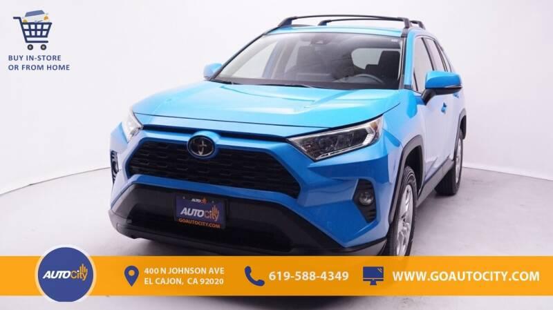 2019 Toyota RAV4 for sale in El Cajon, CA