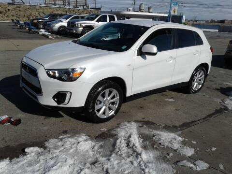 2015 Mitsubishi Outlander Sport for sale at Nelsons Auto Specialists in New Bedford MA