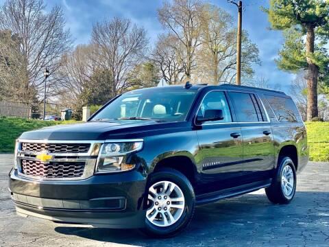 2020 Chevrolet Suburban for sale at Sebar Inc. in Greensboro NC