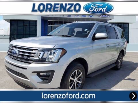 2018 Ford Expedition for sale at Lorenzo Ford in Homestead FL