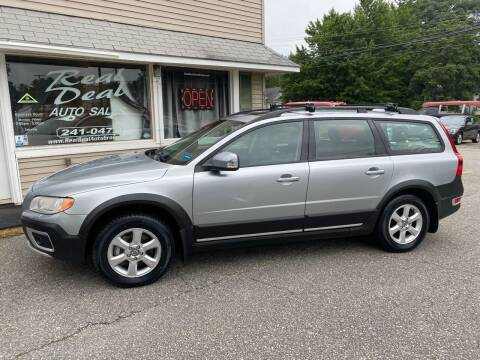 2008 Volvo XC70 for sale at Real Deal Auto Sales in Auburn ME