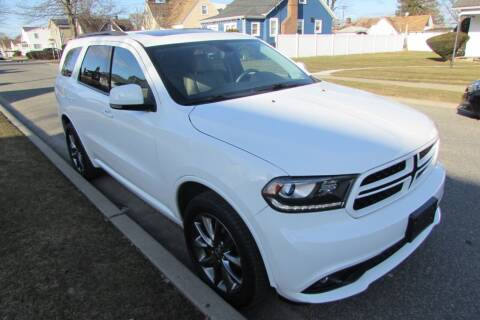 2017 Dodge Durango for sale at First Choice Automobile in Uniondale NY