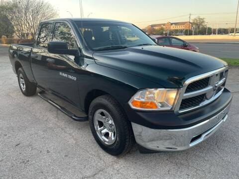 2011 RAM Ram Pickup 1500 for sale at Austin Direct Auto Sales in Austin TX