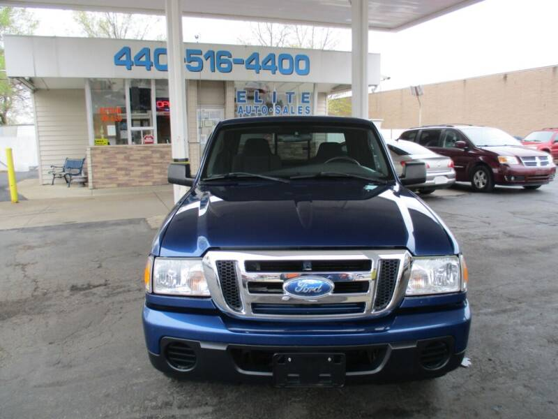 2009 Ford Ranger for sale at Elite Auto Sales in Willowick OH