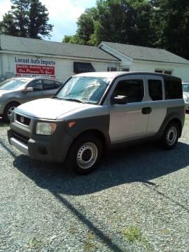 2004 Honda Element for sale at Locust Auto Imports in Locust NC