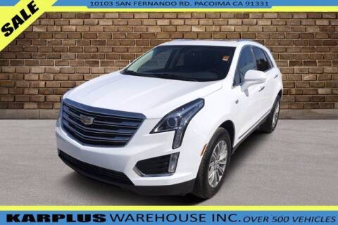 2018 Cadillac XT5 for sale at Karplus Warehouse in Pacoima CA