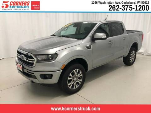 2020 Ford Ranger for sale at 5 Corners Isuzu Truck & Auto in Cedarburg WI