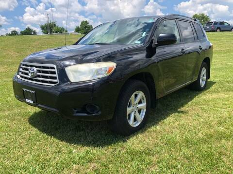 2008 Toyota Highlander for sale at Best Deal Auto Sales in Saint Charles MO