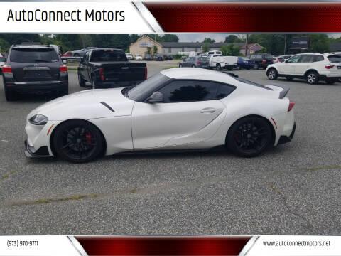 2020 Toyota GR Supra for sale at AutoConnect Motors in Kenvil NJ