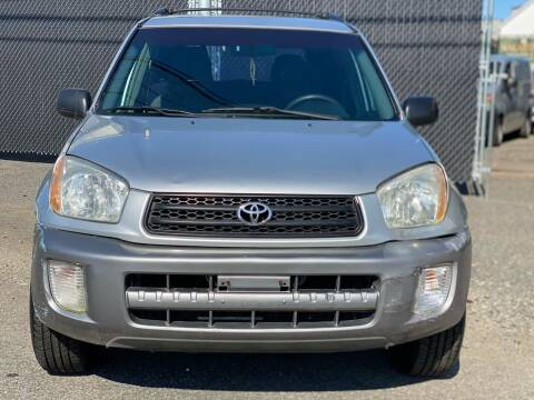 2003 Toyota RAV4 for sale at Illinois Auto Sales in Paterson NJ