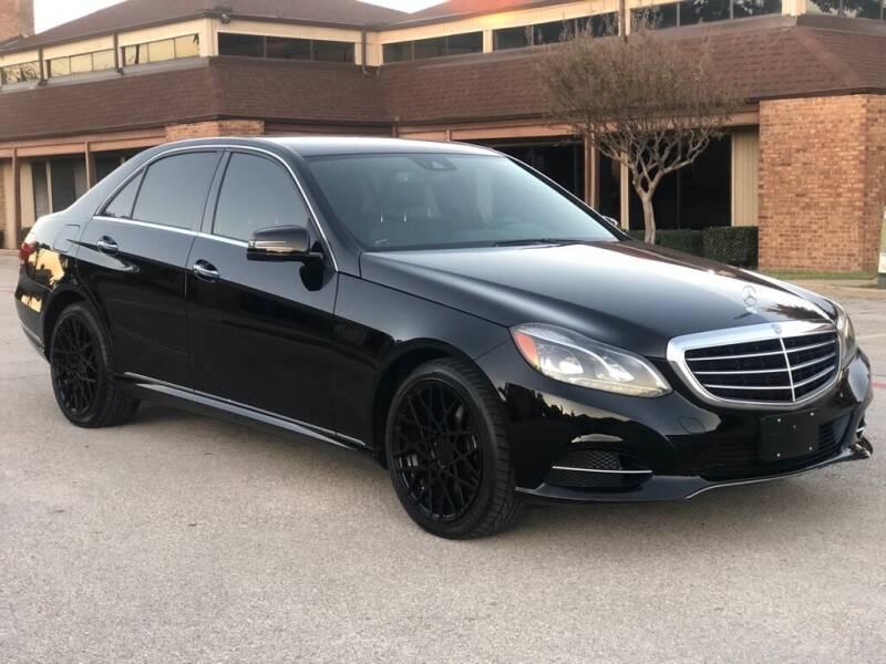 2014 Mercedes-Benz E-Class for sale at Executive Auto Sales DFW in Arlington TX