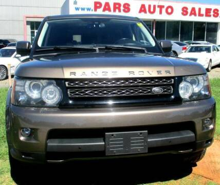 2013 Land Rover Range Rover Sport for sale at Pars Auto Sales Inc in Stone Mountain GA