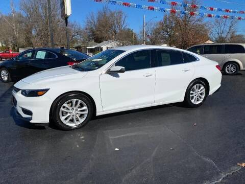 2017 Chevrolet Malibu for sale at County Seat Motors in Union MO