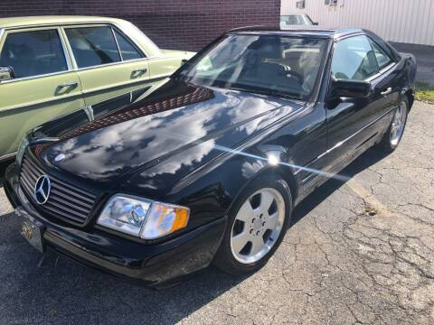 1997 Mercedes-Benz SL-Class for sale at Top Classic Cars LLC in Fort Myers FL