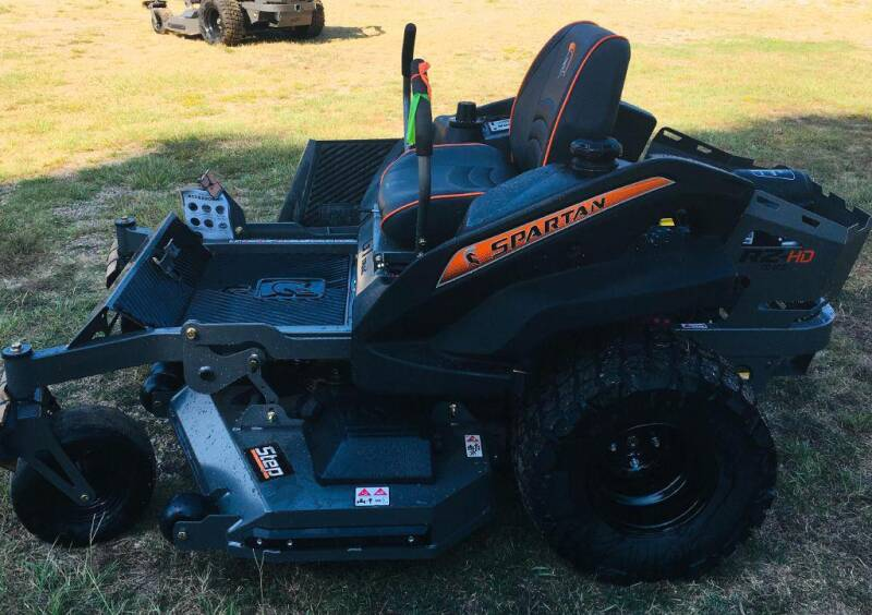 2020 RZ HD   54 BRIGGS     25HP for sale at Westside Auto Sales - Spartan Mowers in New Boston TX