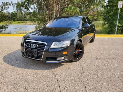 2010 Audi A6 for sale at Excalibur Auto Sales in Palatine IL