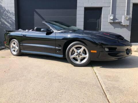 1998 Pontiac Firebird for sale at Adrenaline Motorsports Inc. in Saginaw MI