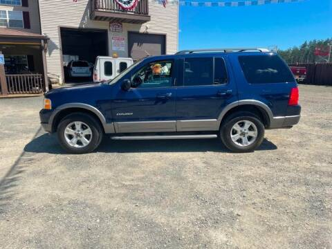 2004 Ford Explorer for sale at Upstate Auto Sales Inc. in Pittstown NY