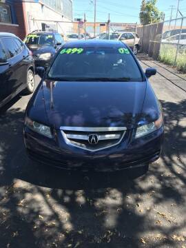 2005 Acura TL for sale at Square Business Automotive in Milwaukee WI