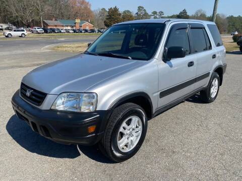 1999 Honda CR-V for sale at CVC AUTO SALES in Durham NC