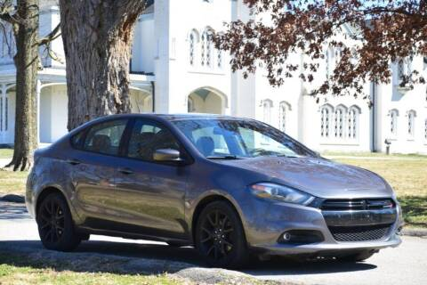 2016 Dodge Dart for sale at Digital Auto in Lexington KY