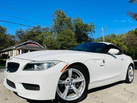 2011 BMW Z4 for sale at Cobb Luxury Cars in Marietta GA