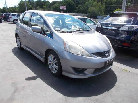 2009 Honda Fit for sale at MATTESON MOTORS in Raynham MA