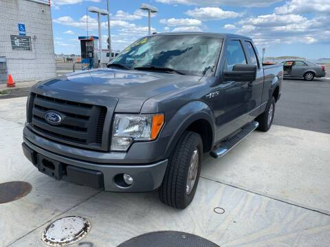 2010 Ford F-150 for sale at Quincy Shore Automotive in Quincy MA