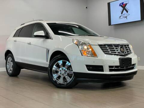 2015 Cadillac SRX for sale at TX Auto Group in Houston TX