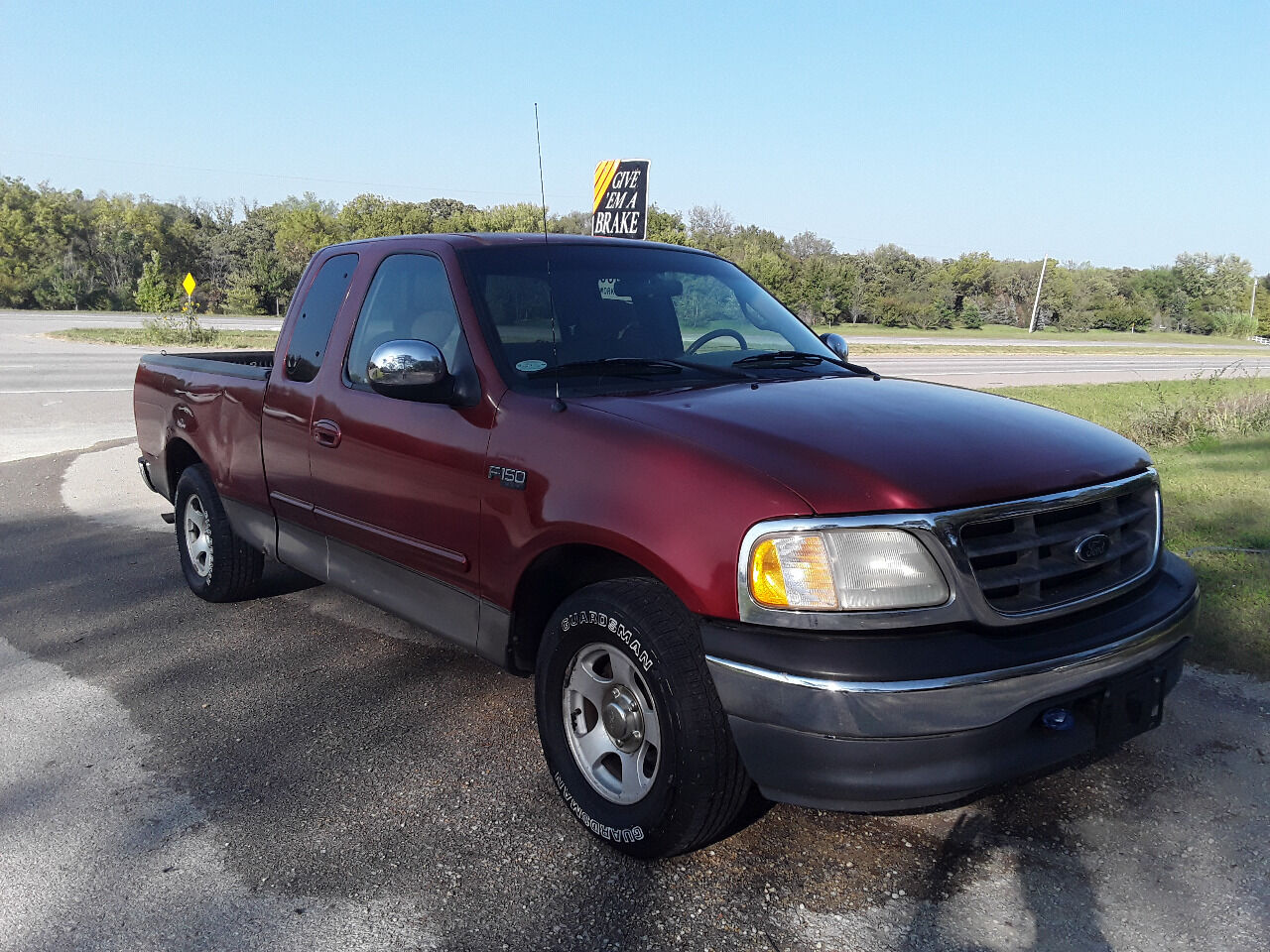 2001 Ford F-150 XLT Extended Cab SB