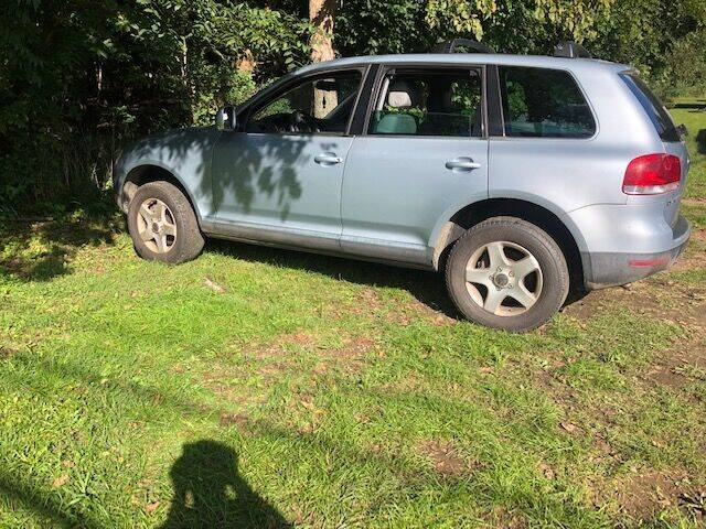 2004 Volkswagen Touareg for sale at GDT AUTOMOTIVE LLC in Hopewell NY
