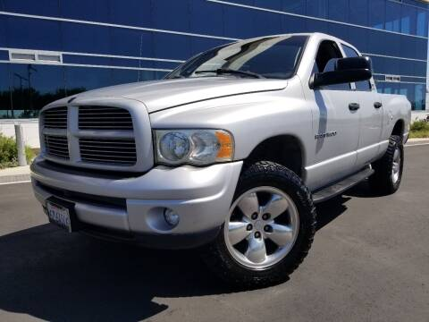 2002 Dodge Ram Pickup 1500 for sale at San Diego Auto Solutions in Escondido CA