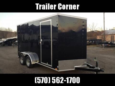 2021 Look Trailers STLC 7X14 UTV HEIGHT