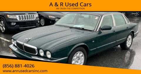1998 Jaguar XJ-Series for sale at A & R Used Cars in Clayton NJ