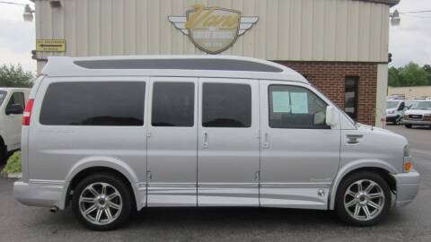 2017 GMC Savana Cargo for sale at Vans Of Great Bridge in Chesapeake VA