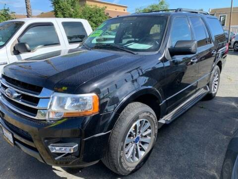 2016 Ford Expedition for sale at Contra Costa Auto Sales in Oakley CA