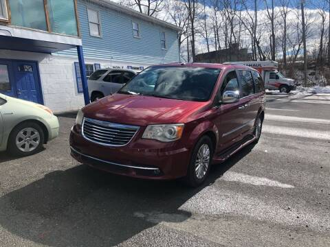 2011 Chrysler Town and Country for sale at Noble PreOwned Auto Sales in Martinsburg WV