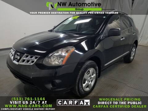 2015 Nissan Rogue Select for sale at NW Automotive Group in Cincinnati OH