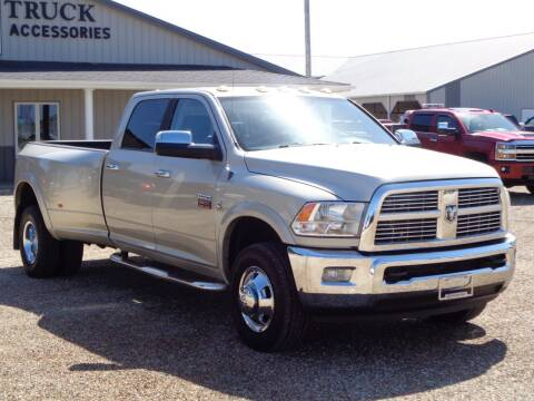 2010 Dodge Ram Pickup 3500 for sale at Burkholder Truck Sales LLC (Edina) in Edina MO