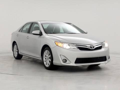 2012 Toyota Camry for sale at ATLANTIC MOTORS GP LLC in Houston TX