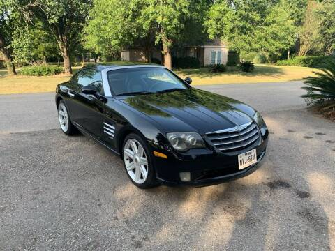 2005 Chrysler Crossfire for sale at CARWIN MOTORS in Katy TX