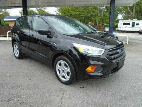 2017 Ford Escape for sale at AutoStar Norcross in Norcross GA