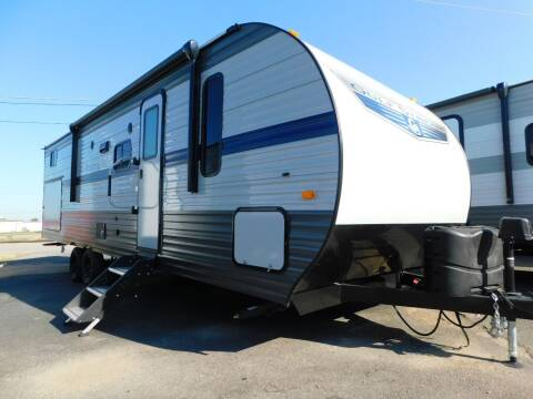 2022 Gulf Stream Ameri-Lite 279BH for sale at Motorsports Unlimited in McAlester OK