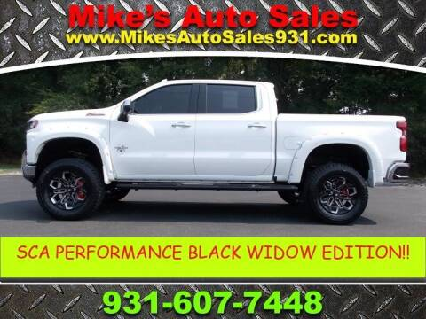 2019 Chevrolet Silverado 1500 for sale at Mike's Auto Sales in Shelbyville TN