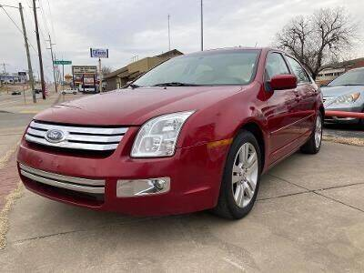 2008 Ford Fusion for sale at Used Car City in Tulsa OK