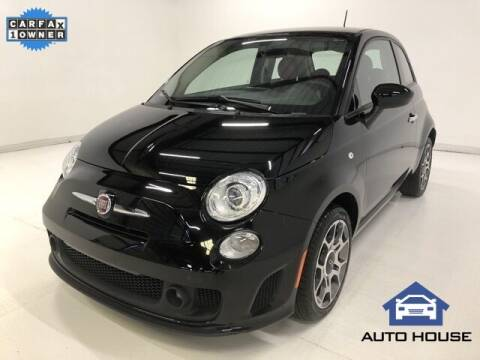 2019 FIAT 500 for sale at Auto House Phoenix in Peoria AZ