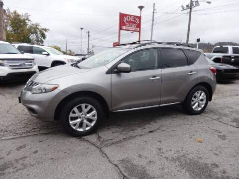 2011 Nissan Murano for sale at Joe's Preowned Autos in Moundsville WV