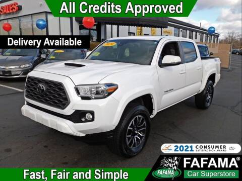 2020 Toyota Tacoma for sale at FAFAMA AUTO SALES Inc in Milford MA
